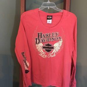 Ladies Harley-Davidson T-shrit